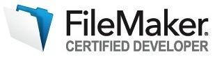 FileMaker Certified Developer Logo