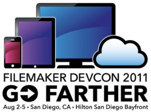 FileMaker DevCon 2011 (Developer Conference) is Coming
