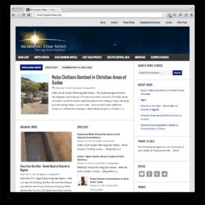 Morningstar News