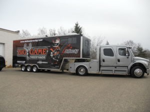 Visual Impact Racing Truck