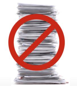 Getting Rid of Paper Based Processes Webinar