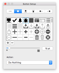 SVG Custom Icons and FileMaker 14
