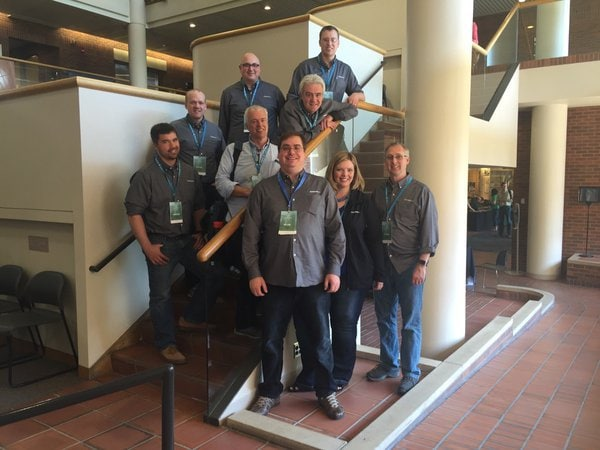 cimbura.com team at WordCamp 2016