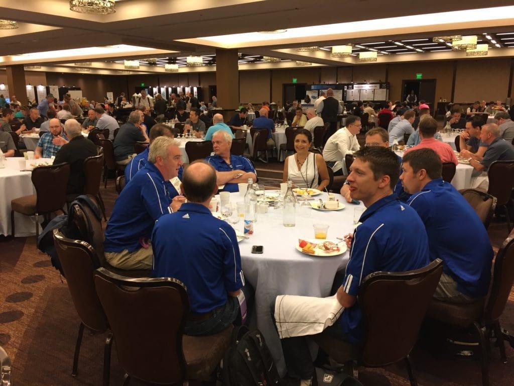 DevCon 2016 Cimbura Team Lunch