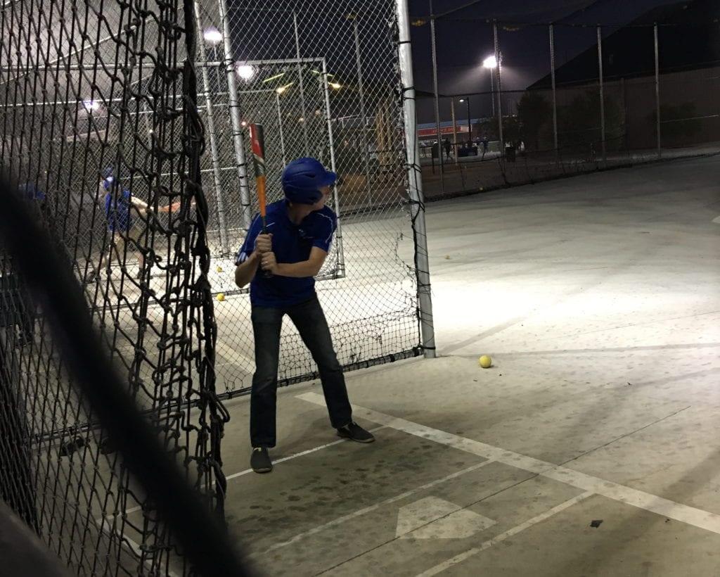 DevCon 2016 Party Matt Baseball