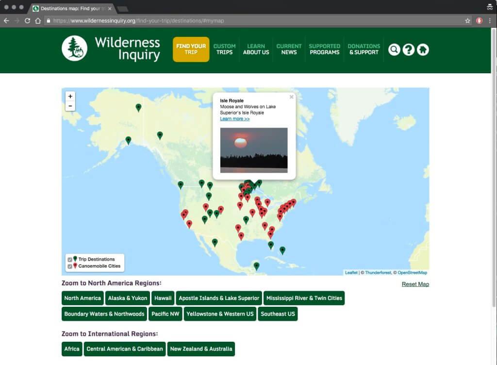 WildernessInquiryDestinationMap