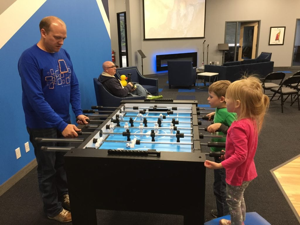 foosball-with-kids