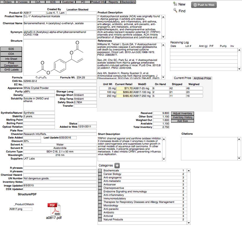 lkt-filemaker-product-info