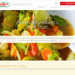Hormel Implements New Responsive Ingredients WordPress Website