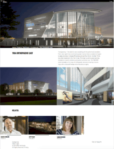 RSP Architects Launches New Responsive WordPress Website
