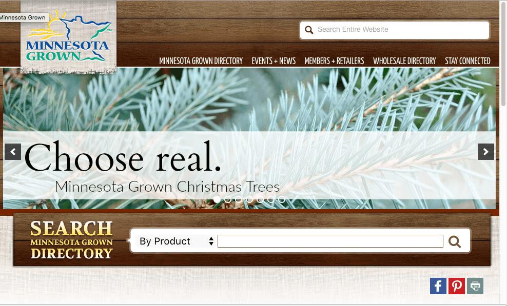 Minnesota Grown Home Page