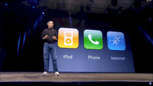 10th Anniversary of the iPhone Introduction and FileMaker Go