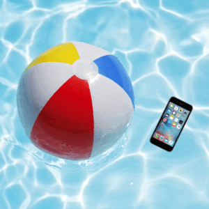 I dropped my iPhone in the Pool (or toilet)-What should I do?