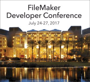 FileMaker DevCon 2017 (Developer Conference)