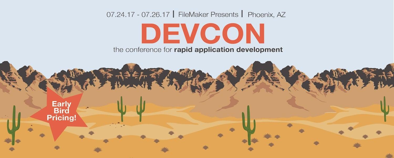 FileMaker DevCon 2017 (Developer Conference)