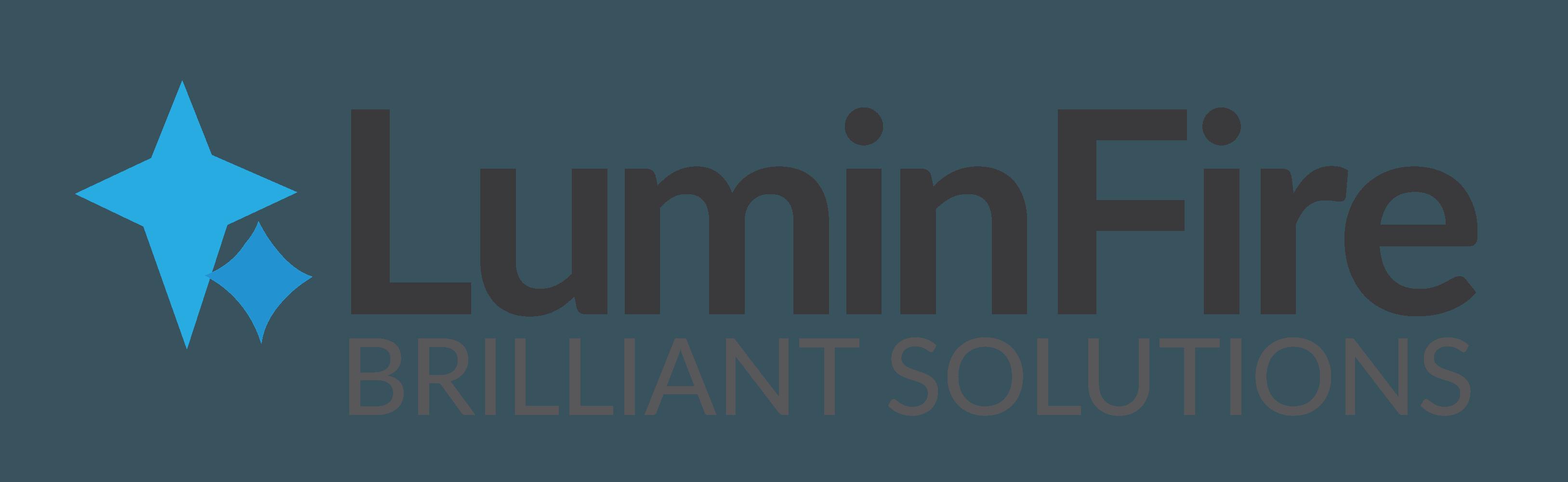 LuminFire Logo