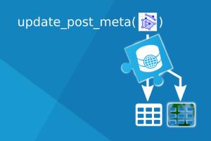 Update Postmeta with WP-GeoMeta-Lib