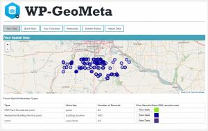 WP-GeoMeta Screenshot