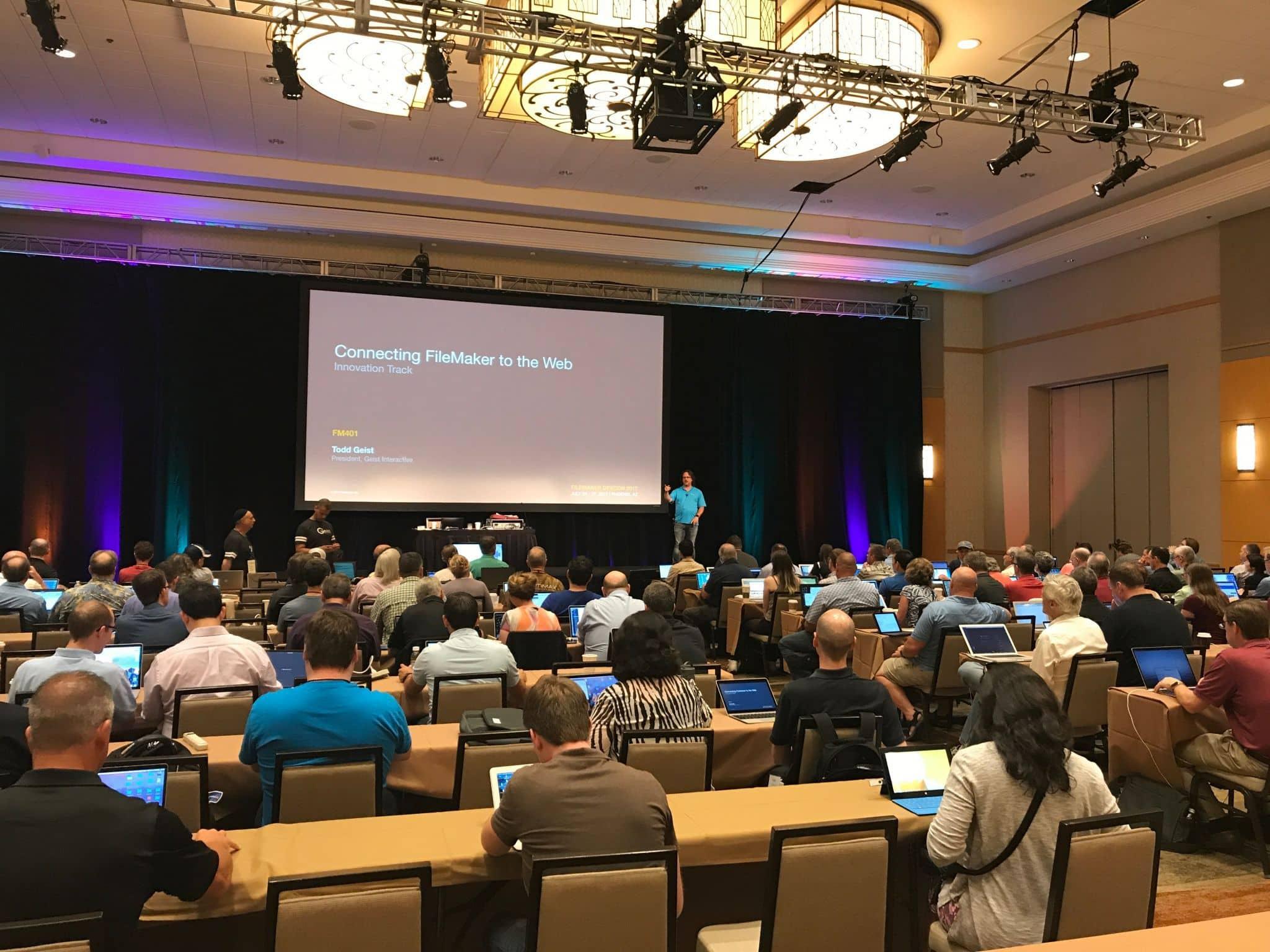 FileMaker DevCon 2019 - Developer Conference in Orlando