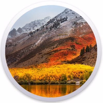 Upgrading to macOS 10.13, High Sierra