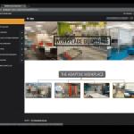 WordPress Custom Solution for Architectural Space Design Catalog