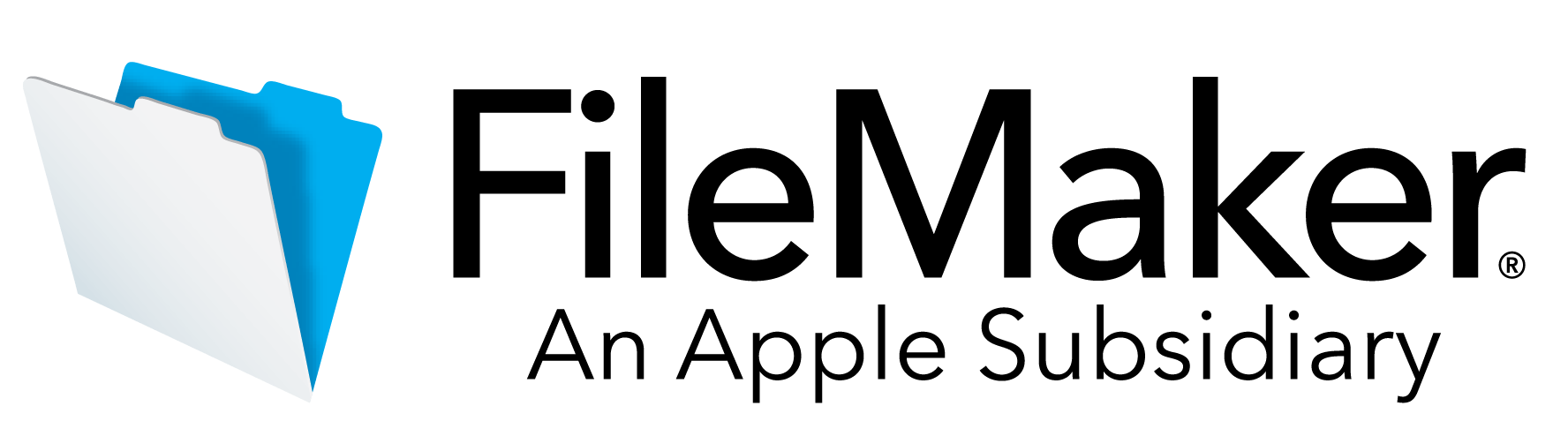 FileMaker Logo Colored