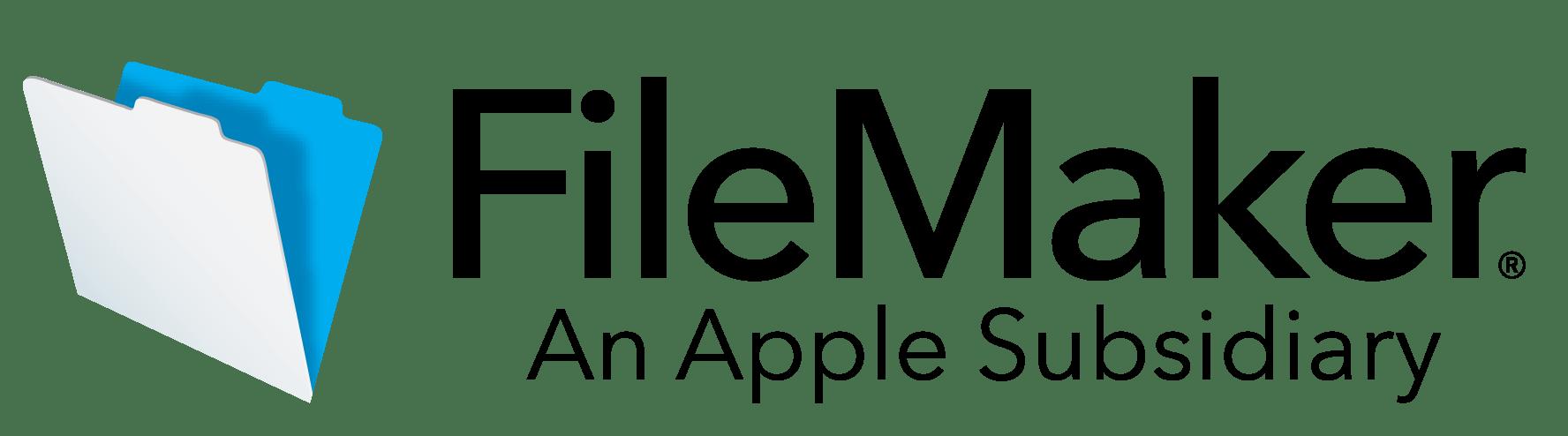 FileMaker Logo Colored