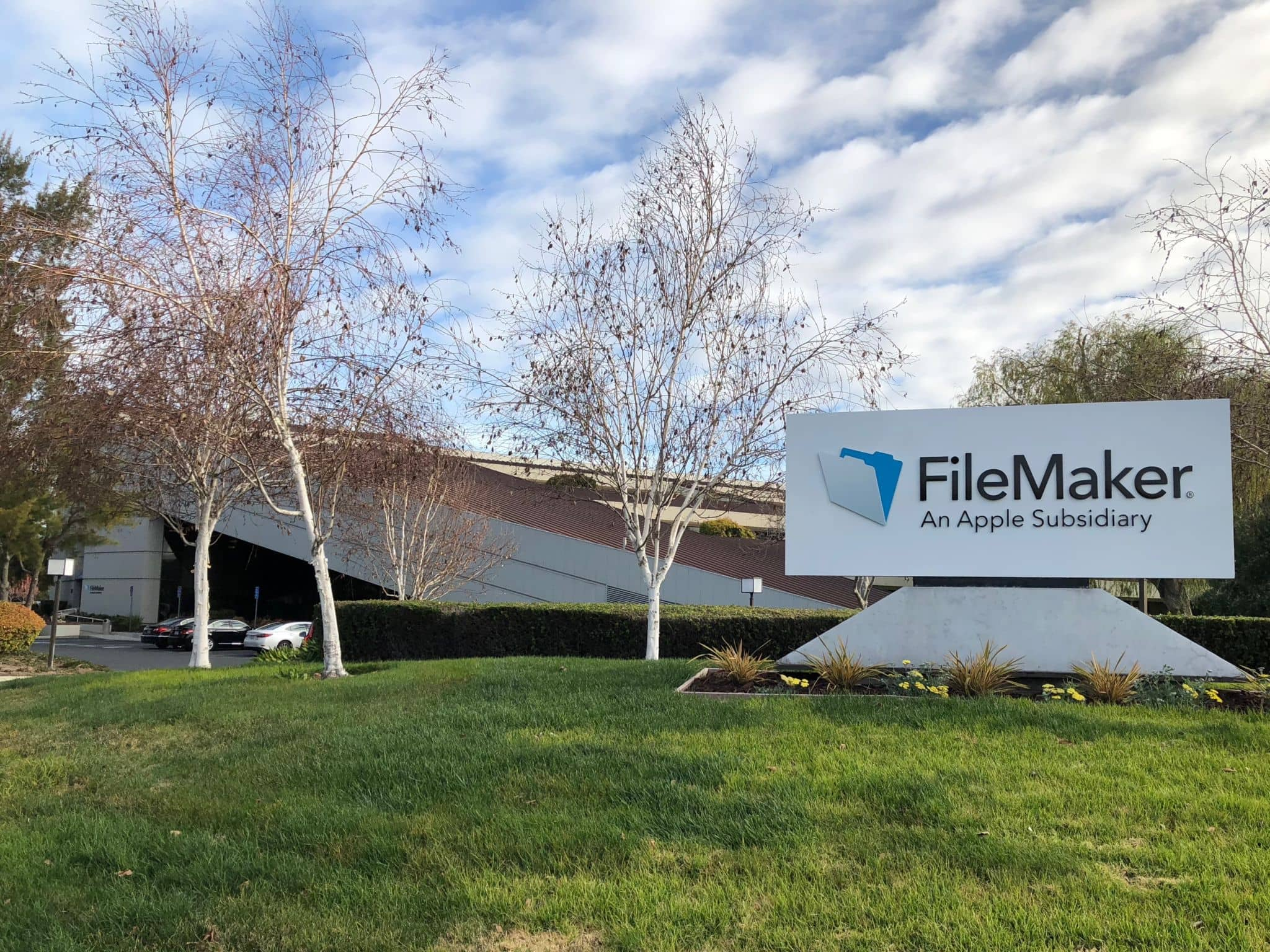 Visit to Apple and FileMaker in California 13
