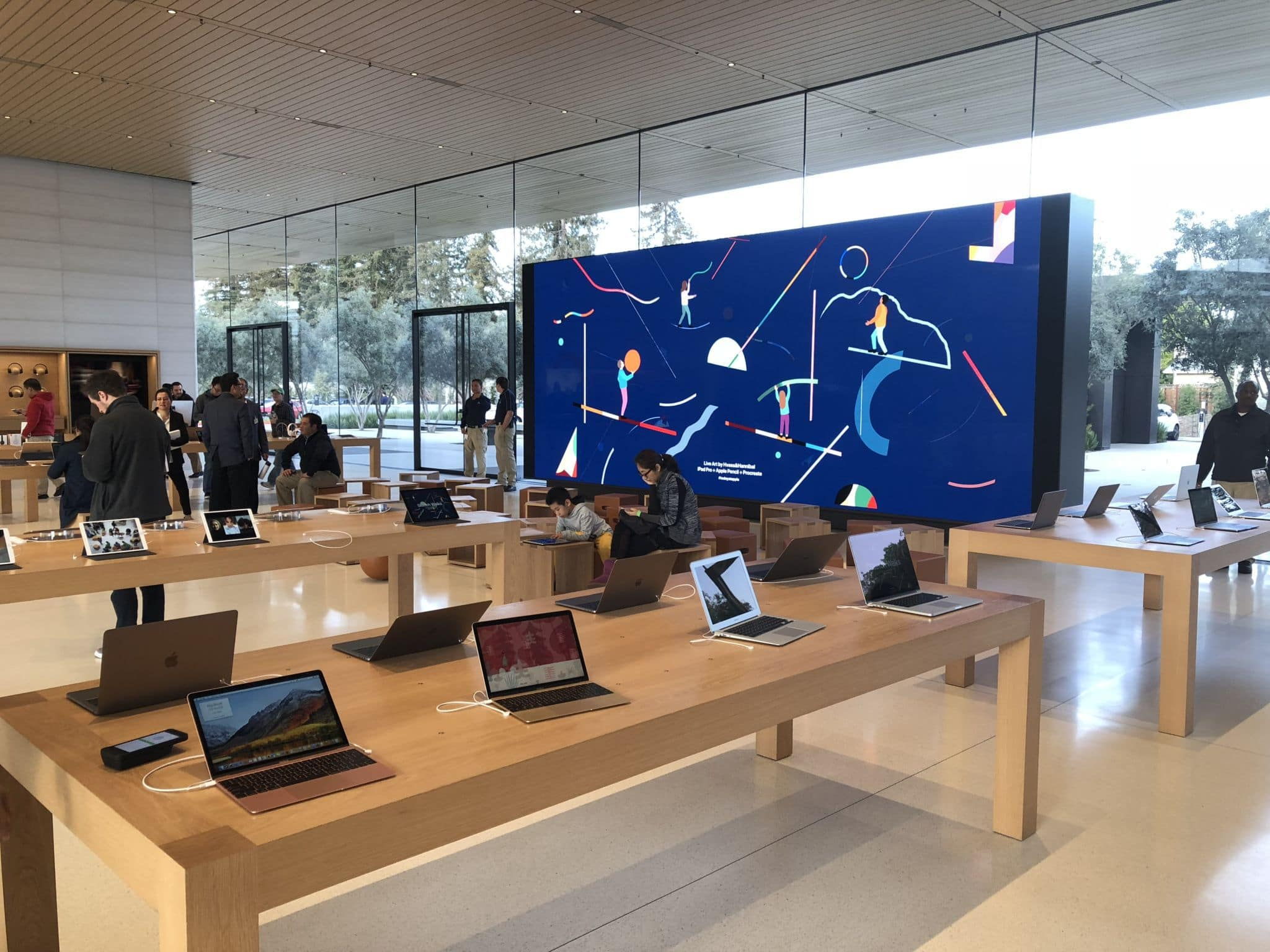 Visit to Apple and FileMaker in California 3