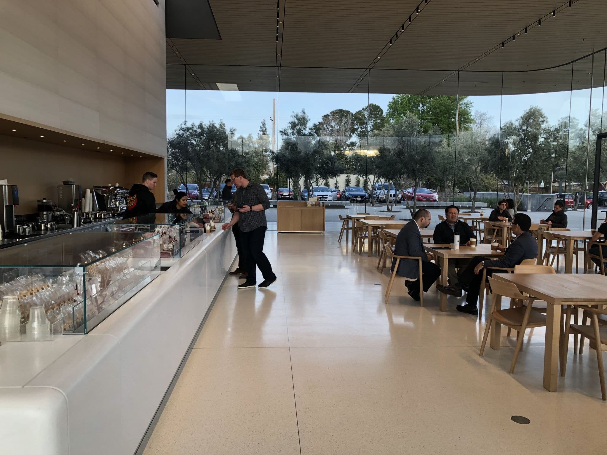 Visit to Apple and FileMaker in California 5