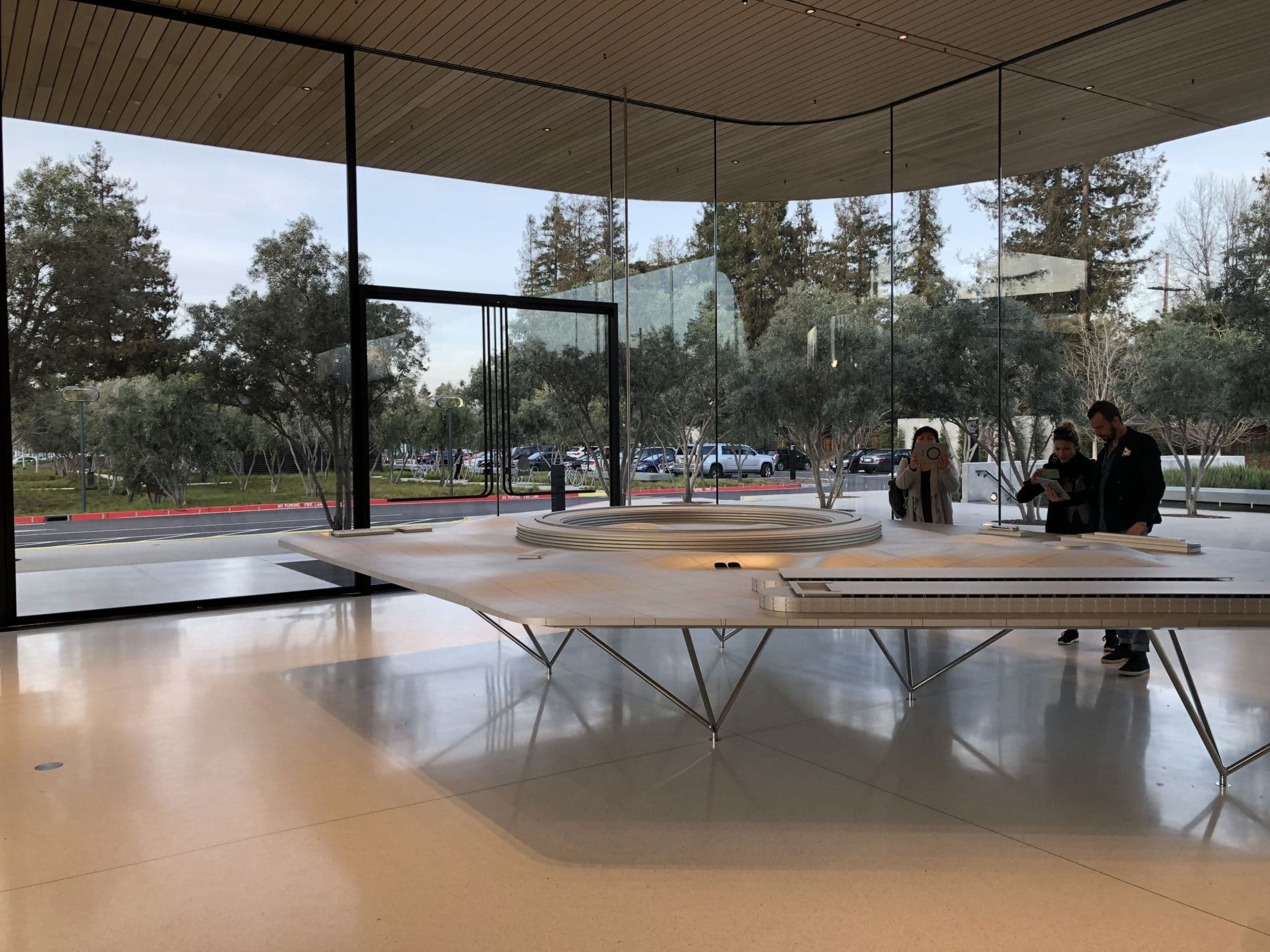 Visit to Apple and FileMaker in California 6