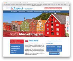 Aspect Foundation Upgrades FileMaker and Web Technology to Support Exchange Programs with BrilliantSync and fmFlare