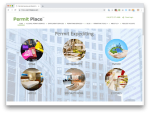 Permit Place Creates Online Client Dashboard with FileMaker Backend