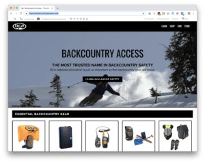 Retailer Backcountry Access Uses BrilliantSync to create a Robust WordPress & WooCommerce based e-commerce Platform integrated with their FileMaker CRM/ERP