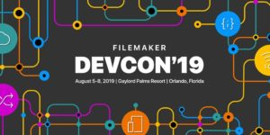 FileMaker DevCon 2019 – Developer Conference in Orlando