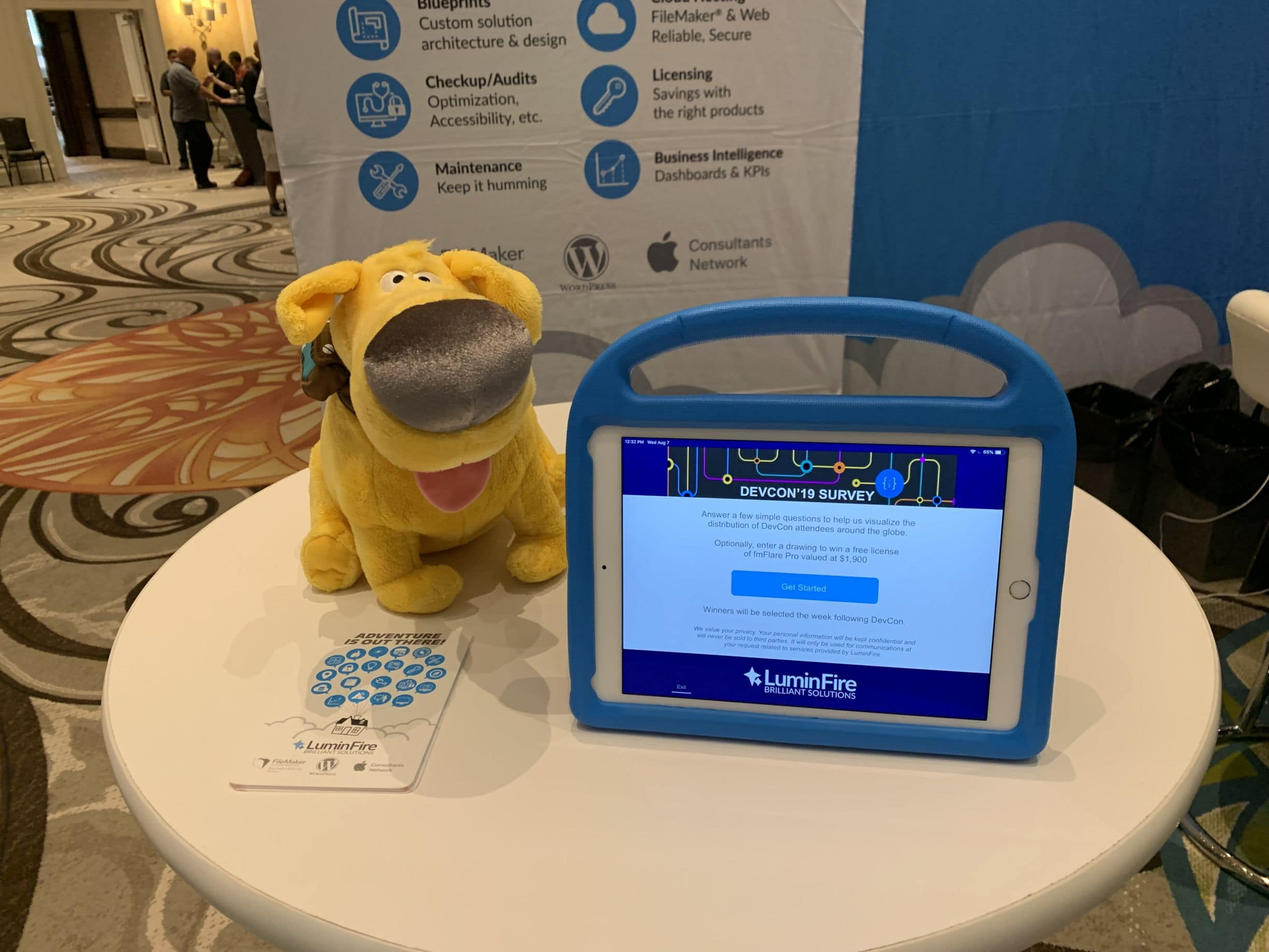 FileMaker DevCon 2019 Review - Anything Is Possible - LuminFire