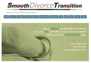 LuminFire Creates Custom Online Training Website for Smooth Divorce Transition
