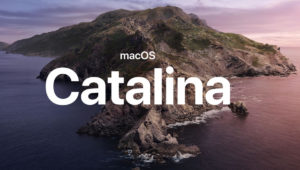 Upgrading to macOS Catalina