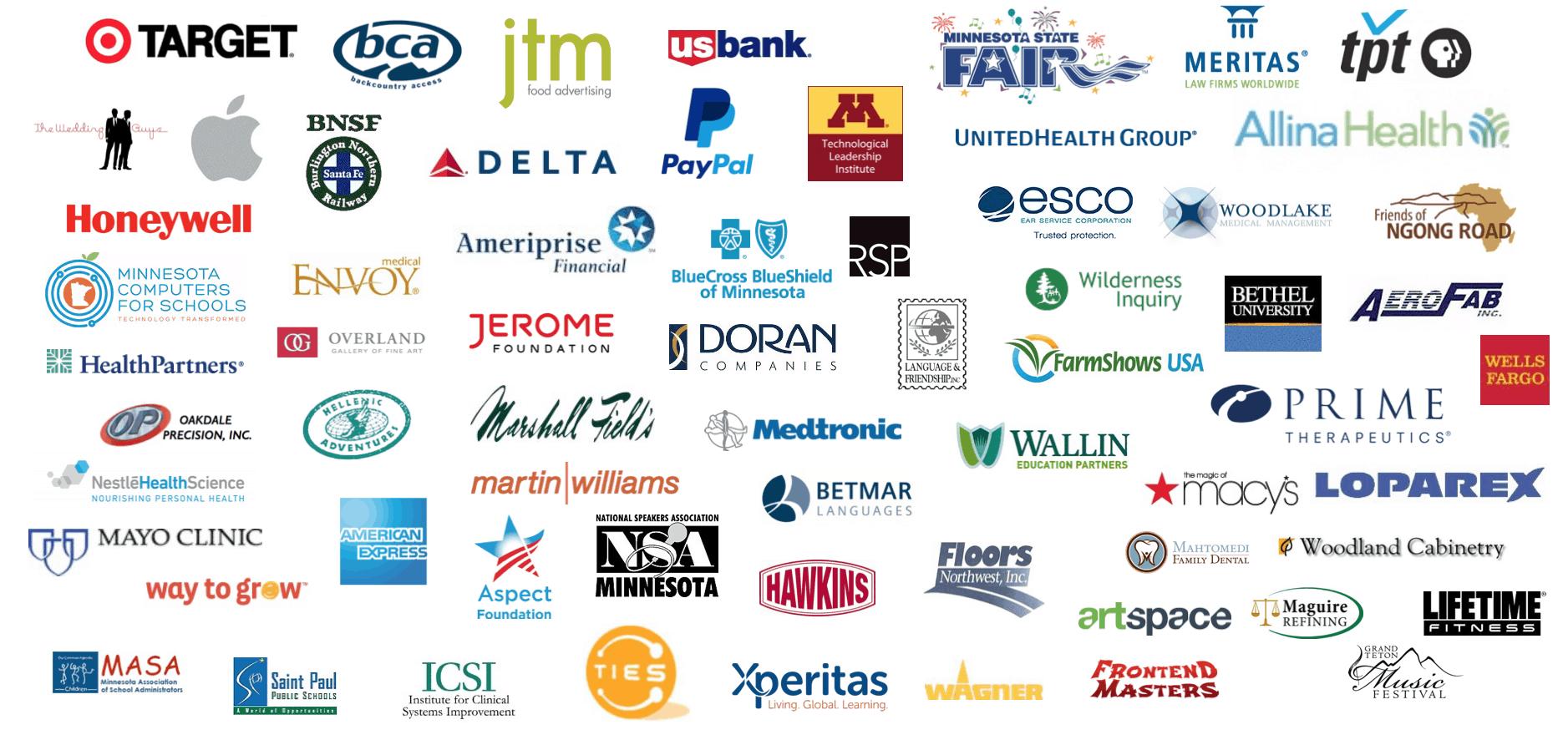 LuminFire Client Logos