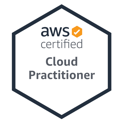 AWS Certified Cloud Practitioner Icon