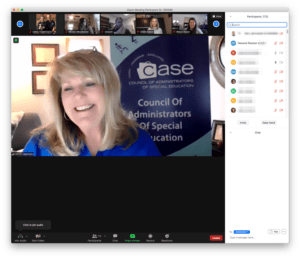 Technology and Production Support for Hosting Virtual Conferences (Online)