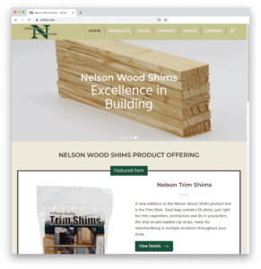 Manufacturing Company Gets New Website and FileMaker Support
